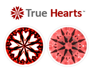 True Heart Diamonds at James Allen