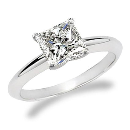 1 carat princess ring under 2000