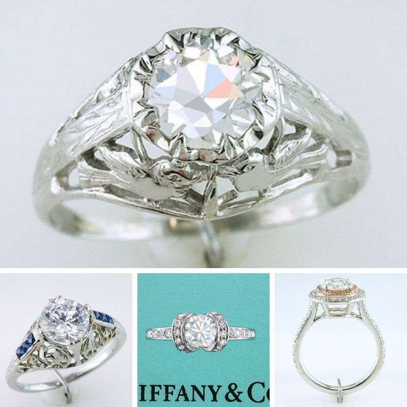 Buy Used Tiffany Engagement Ring