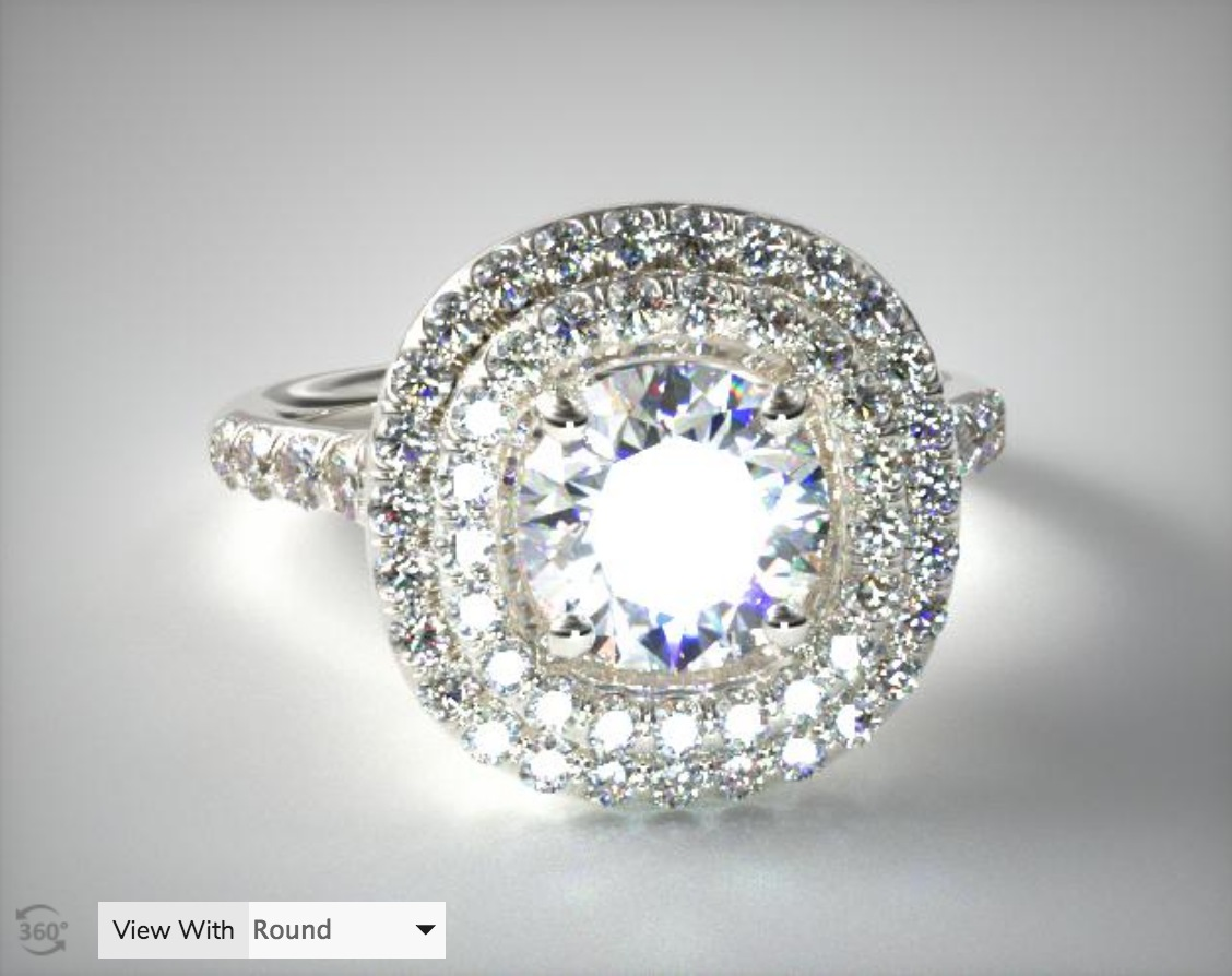 Tiffany Engagement Ring Replicas Get Iconic Style