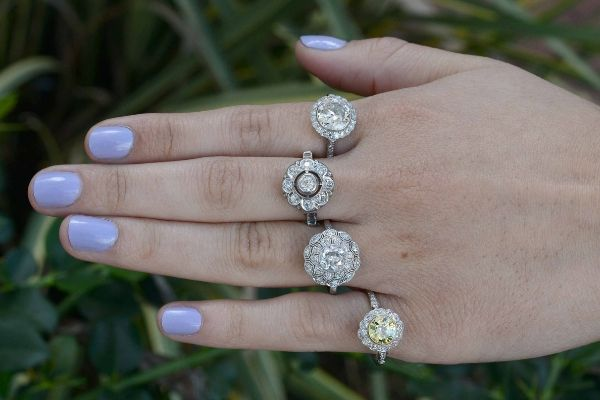 Where to buy a vintage engagement ring