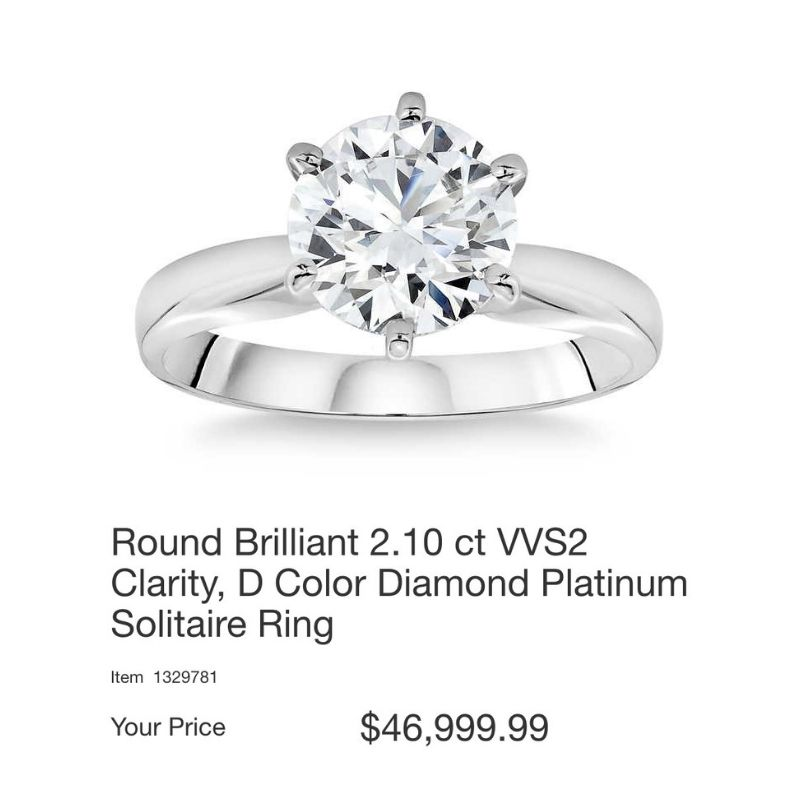 Are Costco Engagement Rings Good Value
