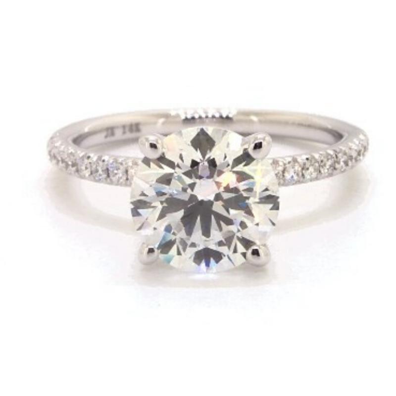 Lab Diamond Engagement Rings
