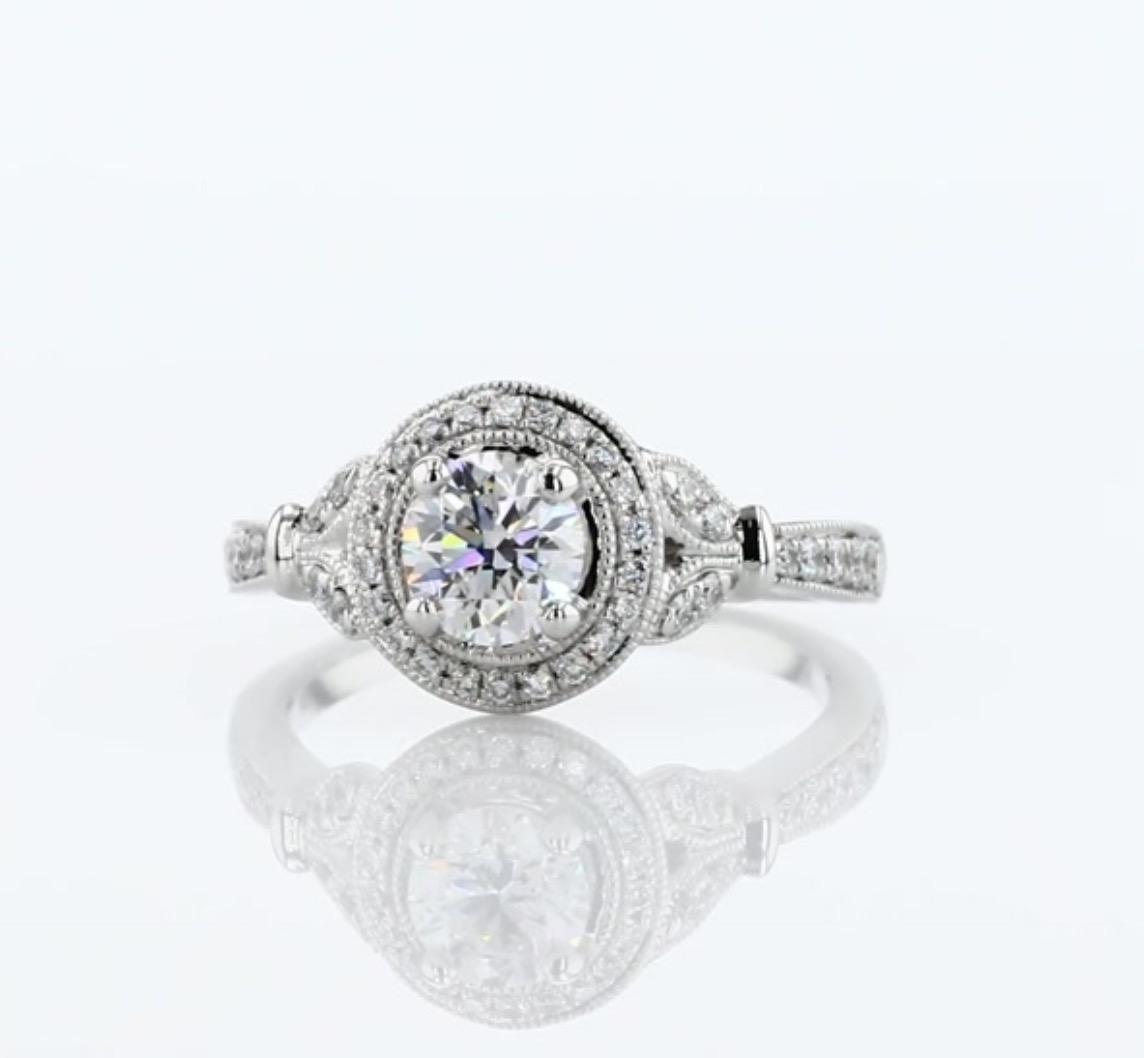 designer engagement ring under $5000