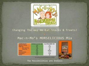 Mac-n-Mo's MORSELICIOUS Mix