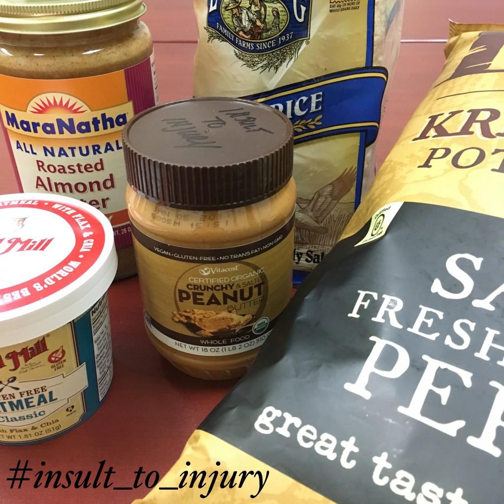 Vitacost snacks