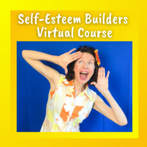 Self-Esteem Builders Virtual Health Coaching Course.