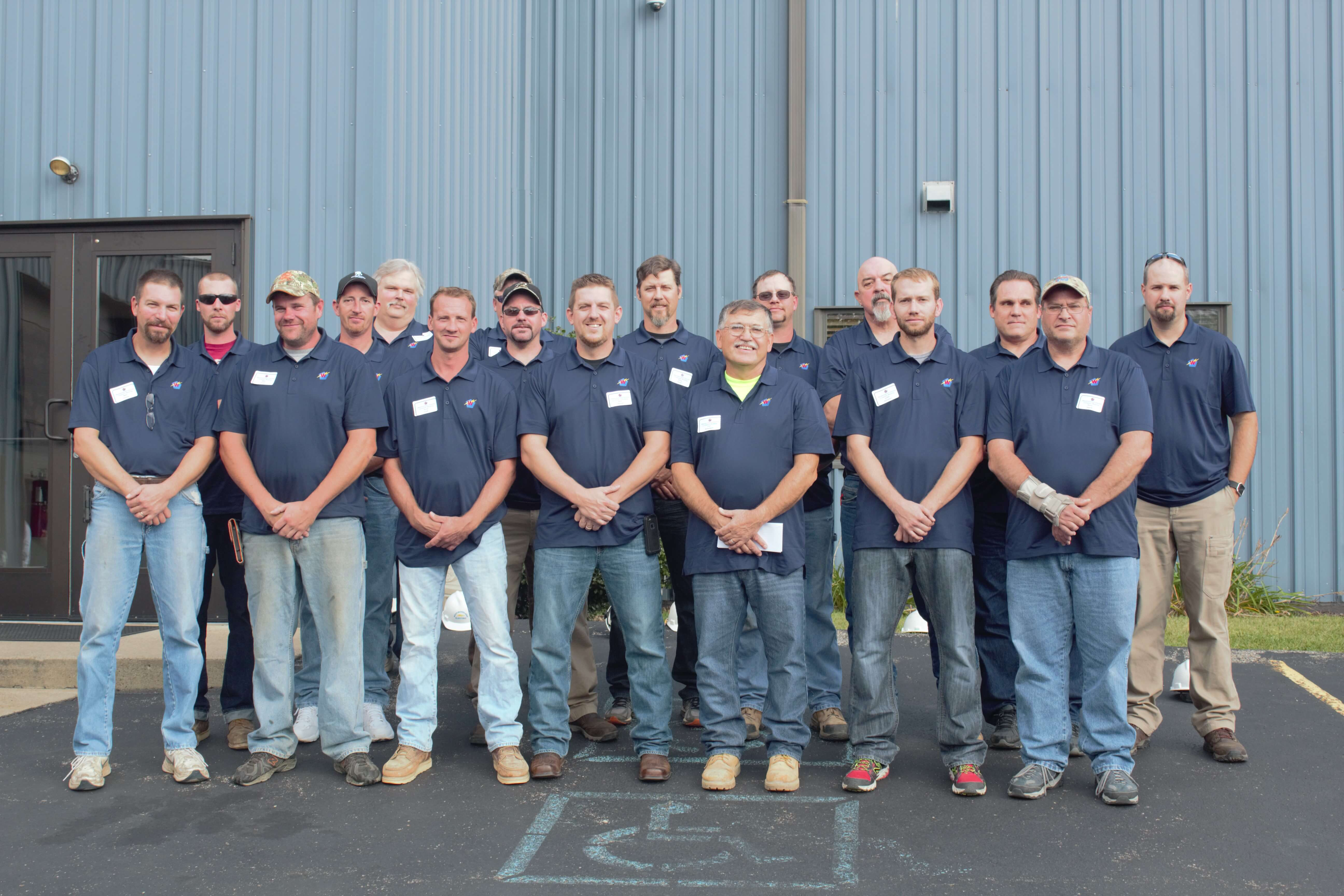 Westmoreland Electric Project Superintendents