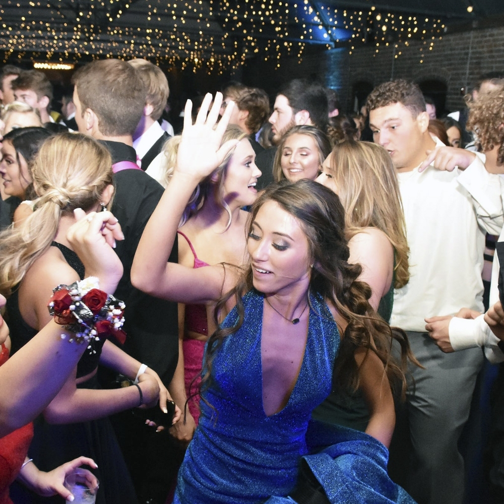 Celebrating Each Other at Oakland's First Prom