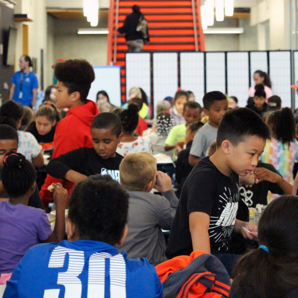 Giving Kids a Summer Boost in Partnership