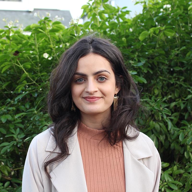 Meet the Staff: Shaima Shamdeen