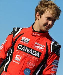 Logan Cusson Team Canada