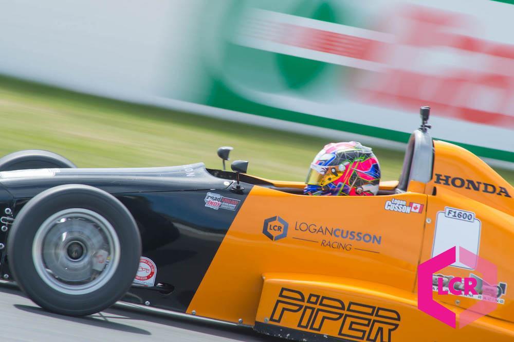 Honda's F1600 F4 race car