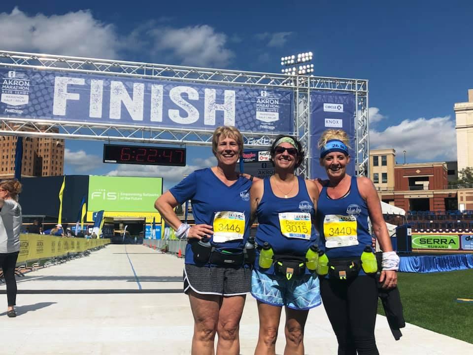 Maureen Full Marathon