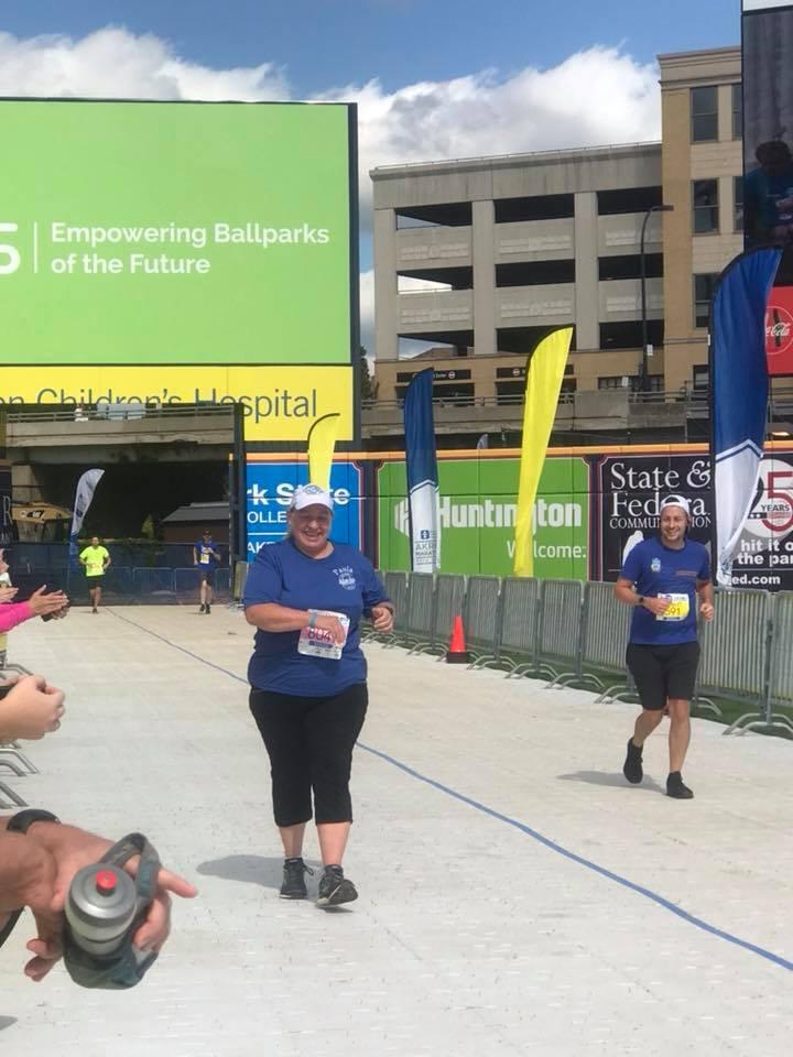 Paula finishing
