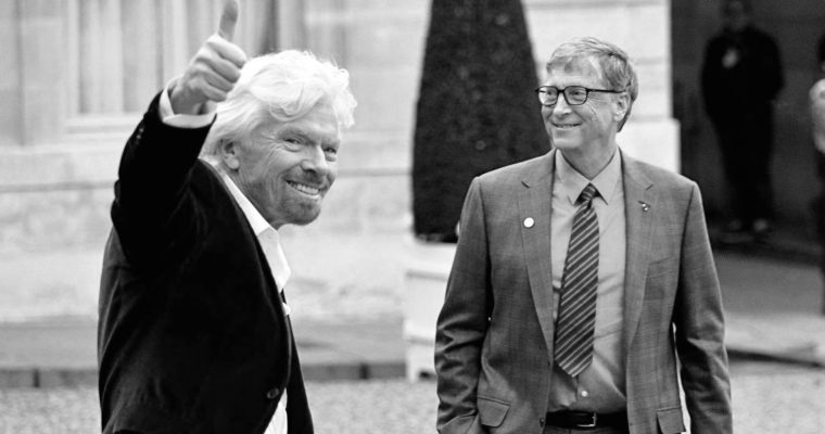 Richard Branson: What 7 highly successful people can teach you about having fun while chasing your goals