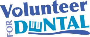 Volunteer for Dental Logo