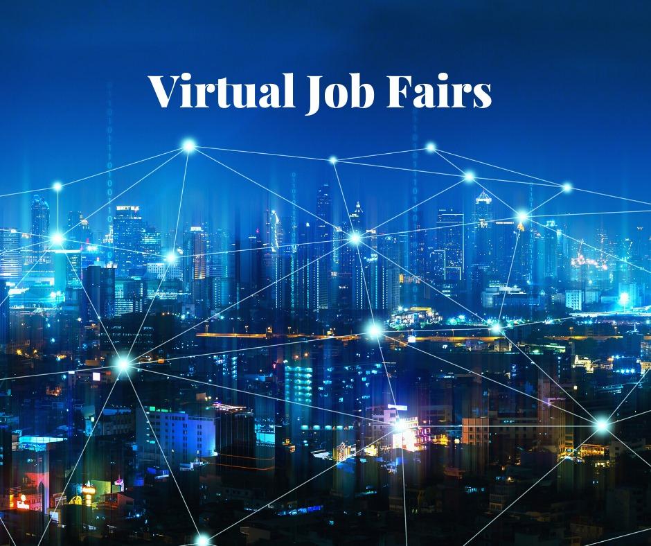Virtual Job Fairs Photo