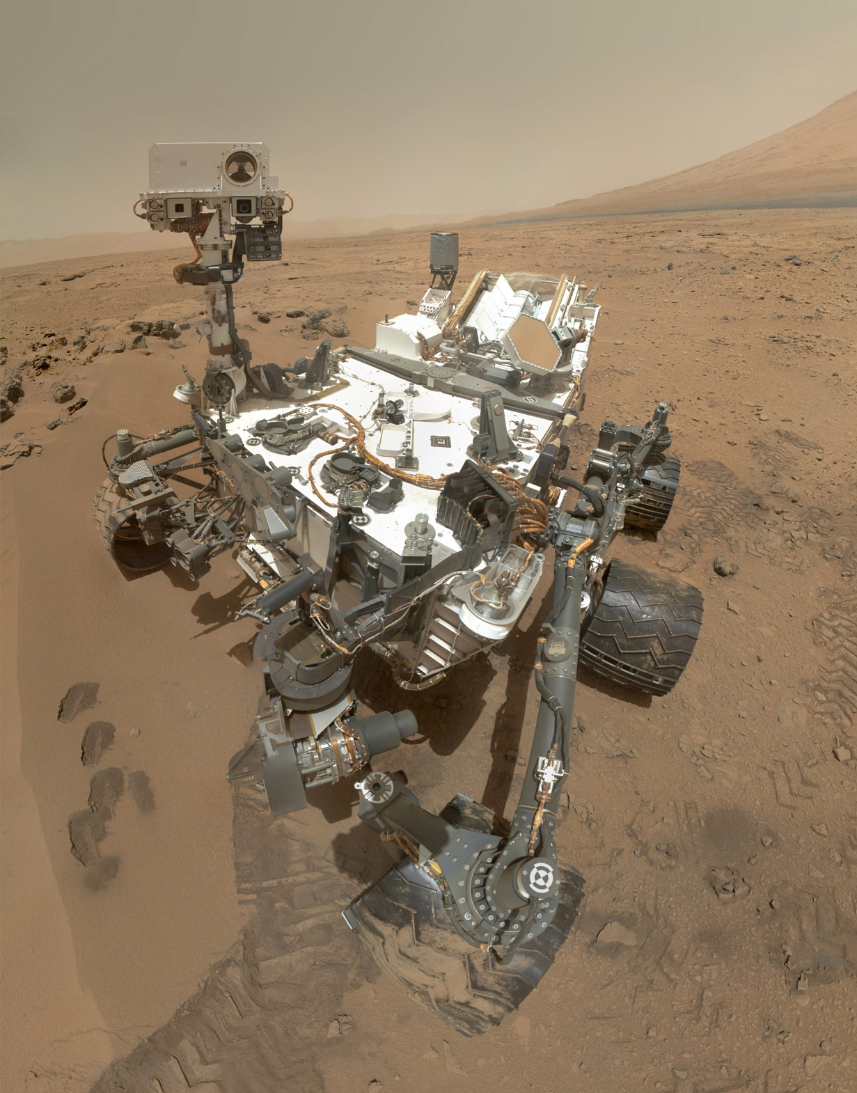 Motiv Space Systems Mars Rover