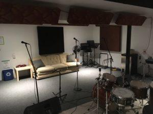 Mystic Rhythms Rehearsal Studios - Room One