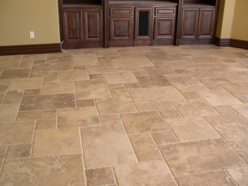 Tile-floors