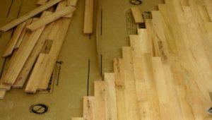 Solid Hardwood Flooring Canton, IL