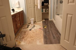 Replace Vinyl Floor Westfield, MA