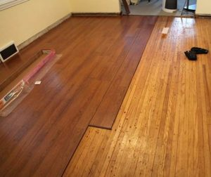 Laminate Floor Install Middlebury, IN