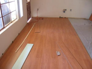 Laminate Flooring Costs Bridgeport, TX