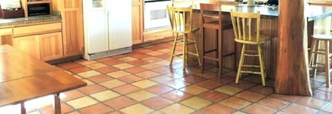 We Install, Repair, Replace & Seal Saltillo Tile floors