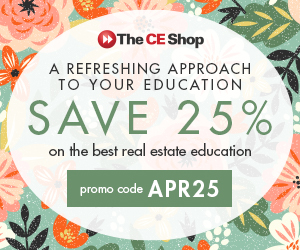 Save 25% on your Continuing Ed with the CE Shop