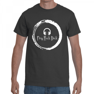 Prog Rock Dock Logo Tee
