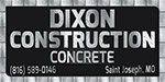 Dixon Construction Concrete