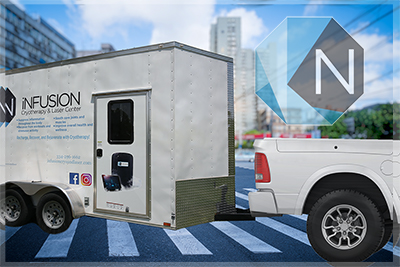 Mobile Cyrotherapy Unit