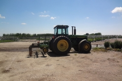 FARM EQUIPMENT AT NURSERY (FARM)