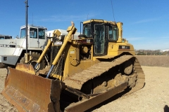 CRAWLER DOZER (CONSTRUCTION)