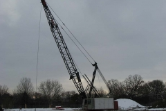 LATTIC BOOM CRANE (CONSTRUCTION)