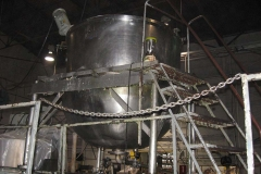 STAINLESS STEEL MIXING KETTLE