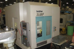 CNC TAPPING CENTER (MACHINE TOOL)