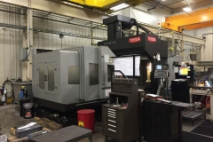 CNC VERTICAL MACHINING CENTER (MACHINING)