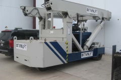 HEAVY DUTY MACHINERY MOVERS LIFT (MATERIAL HANDLING)