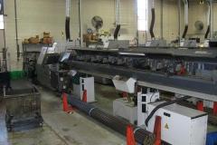 CNC SWISS TYPE TURNING CENTER WITH BAR FEED (METAL TURNING)