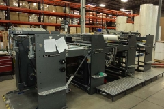 LAMINATING MACHINE (PAPER CONVERTING)