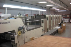 6 COLOR OFFSET SHEETFED PRINTING PRESS (PRINTING)