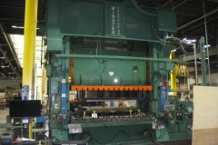 300 TON STRIGHT SIDE PRESS( STAMPING )