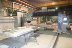CNC STONE CUTTING SAW