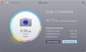 mac duplicate finder gemini screenshot