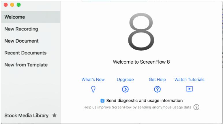 Best Mac App - ScreenFlow
