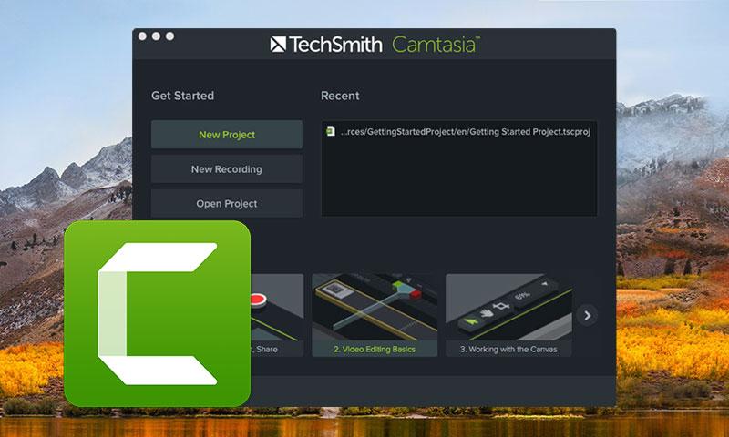 Camtasia featured image