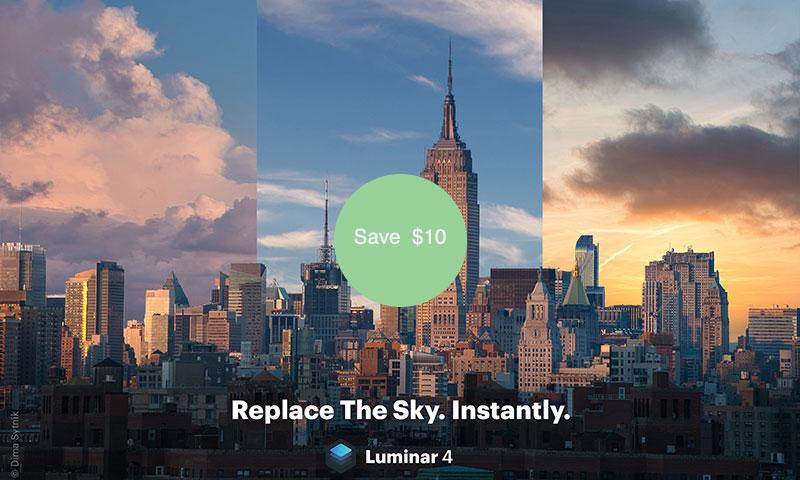 Luminar coupon code featured image